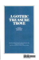 A Gothic Treasure Trove Book PDF