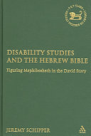 Disability Studies and the Hebrew Bible