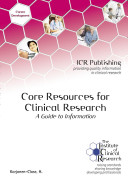 Core Resources for Clinical Research