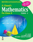 S.Chand'S Mathematics For Class X Term -I