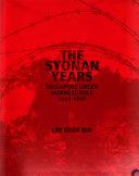 The Syonan Years