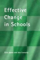 Effective Change in Schools Pdf/ePub eBook