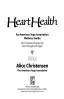 Heart Health Book