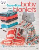 Pdf Super-Easy Baby Blankets