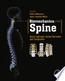 Biomechanics of the Spine