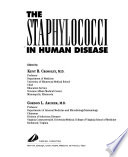 The Staphylococci in Human Disease