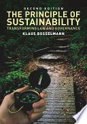 The Principle Of Sustainability 2nd Edition
