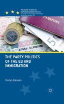 The Party Politics of the EU and Immigration [Pdf/ePub] eBook