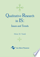 Qualitative Research in IS  Issues and Trends