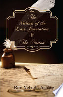 The Writings of the Last Generation   The Nation