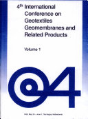 Geotextiles, Geomembranes, and Related Products: Steep slopes and walls. Embankments on soft soil. Roads and railroads. Filtration and drainage. Erosion control