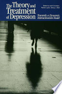 The Theory And Treatment Of Depression Book PDF