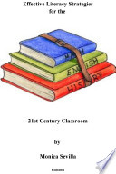 Effective Literacy Strategies For The 21st Century Book PDF
