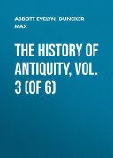 The History of Antiquity  Vol  3  of 6