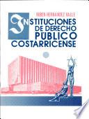 Instituciones de derecho público costarricense