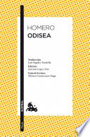 Odisea  : Traducción de Luis Segalà y Estalella. Edición de Antonio López Eire. Guía de lectura de Alfonso Cuatrecasas Targa