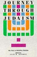 Journey Through Judaism Book