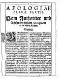 Speculum Veritatis  unser     Christian Wilhelm Margraven zu Brandenburg     in welchem der     Verlauff     und Ursachen verfasset  so     der Lutherischen Religion     zu valediciren  und dagegen zu der R  mischen Catholischen Kirchen zutretten  unser Gewissen angestrengt