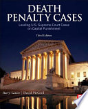 Death Penalty Cases
