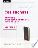 CSS Secrets  : Typische Webdesign-Probleme klug gelöst