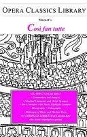 Mozart's COSI FAN TUTTE.