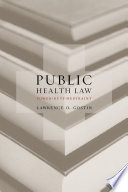 Public Health Law Book PDF