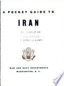 A Pocket Guide to Iran