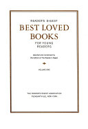 Readers Digest Best Loved Books