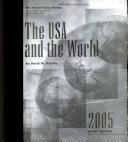 USA   The World 2005 Book