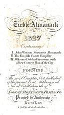Gentleman's and Citizen's Almanack ebook