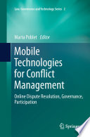Mobile Technologies for Conflict Management Book
