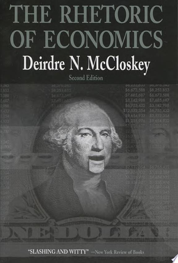 The Rhetoric of Economics