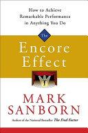 The Encore Effect Book