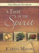A Taste of the Spirit