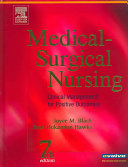 Medical Surgical Nursing Book PDF