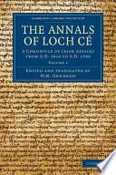 The Annals of Loch Cé