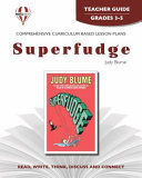 Superfudge by Judy Blume Book
