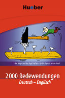 2000 Redewendungen Deutsch–Englisch