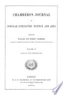 Chambers's Edinburgh journal, conducted by W. Chambers. [Continued as] Chambers's Journal of popular literature, science and arts by Chambers's journal PDF