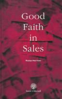 Good Faith in Sales