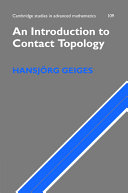 An Introduction to Contact Topology