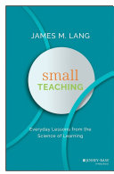Small Teaching [Pdf/ePub] eBook