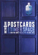 Doctor Who Postcards from Time and Space Book