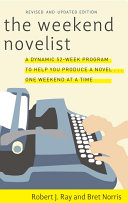 The Weekend Novelist Book Cover