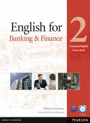 English for Banking and Finance Level 2 Coursebook for Pack