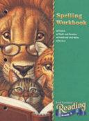 Reading 2000 Spelling Workbook Grade 3