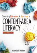 Teaching Dilemmas and Solutions in Content Area Literacy  Grades 6 12 Book