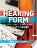 Hearing Form   Textbook Only