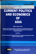 Current Politics and Economics of Asia
