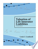 Valuation of Life Insurance Liabilities